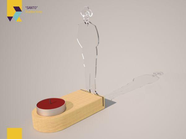 Santo - Shadow lamp_3