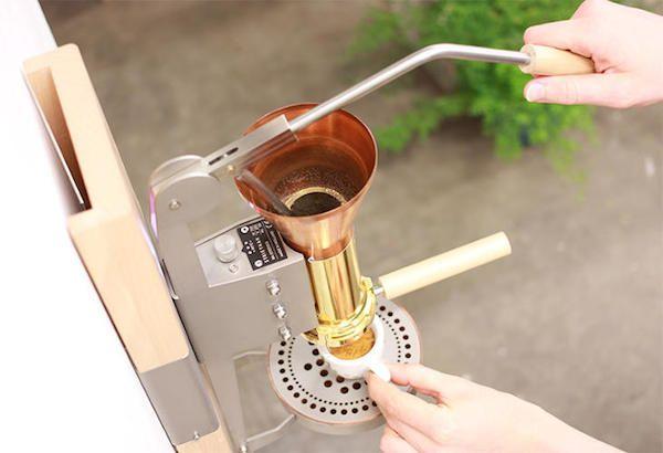 Strietman ES3 espresso maker_2