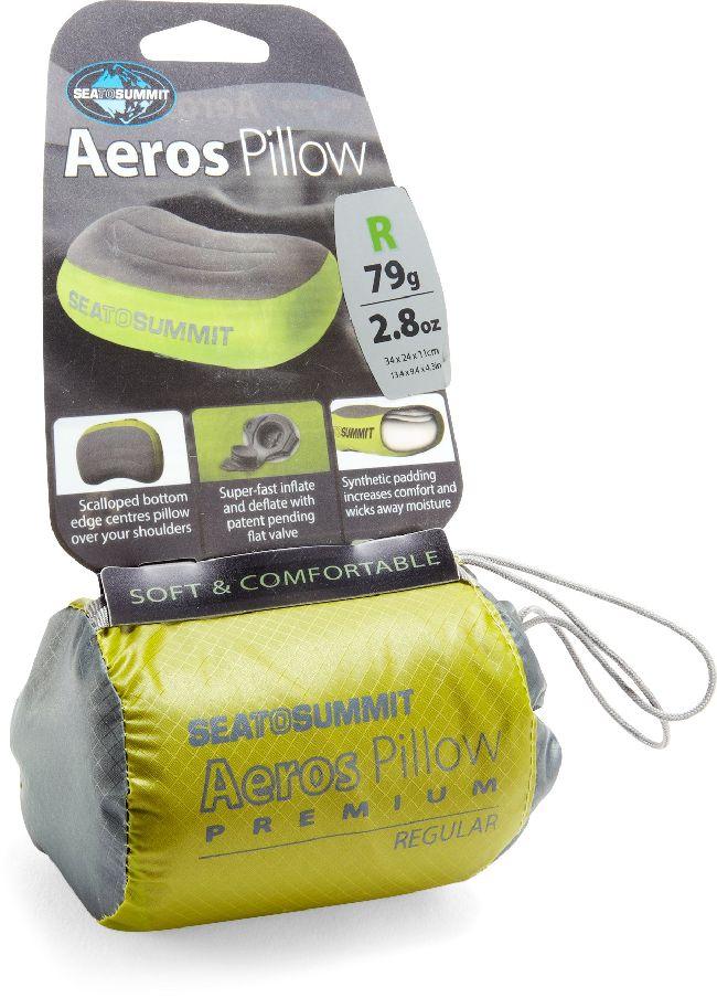 Summit Aeros Premium pillow_5