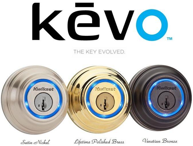 Bluetooth-based Kevo