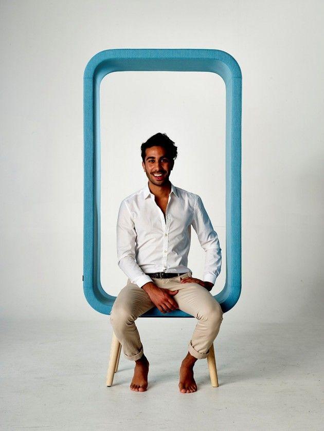 Frame chair by Ola Giertz_3