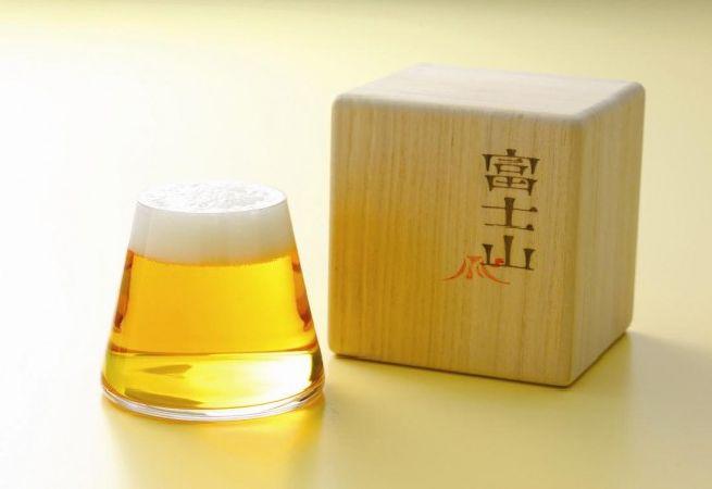 Fujiyama Beer Glass by Keita Suzuki_2