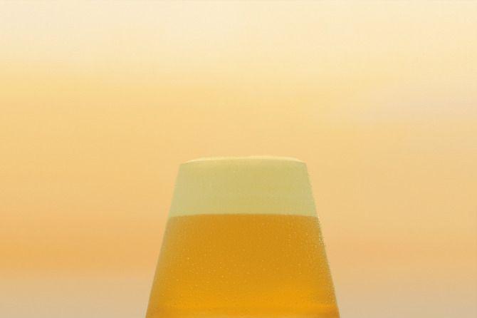 Fujiyama Beer Glass by Keita Suzuki_3