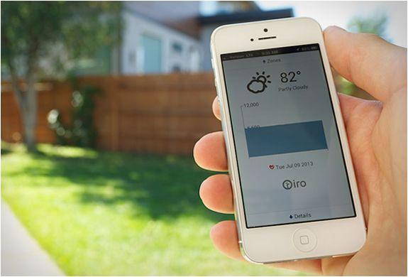 Iro Smart Home Sprinkler System Controller_2