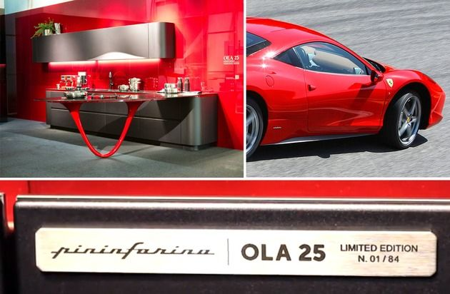 OLA 25 Ferrari Kitchen by Pininfarina and Snaidero_3