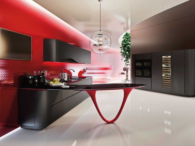 OLA 25 Ferrari Kitchen by Pininfarina and Snaidero_4