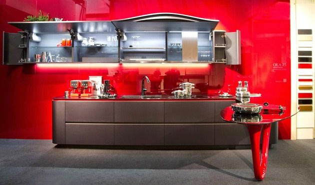 OLA 25 Ferrari Kitchen by Pininfarina and Snaidero_5