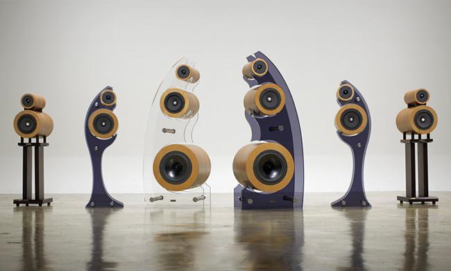 Courbe-Speakers