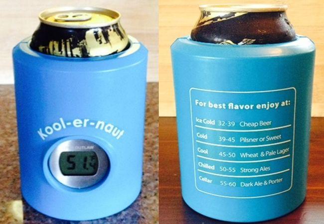 Koolernaut Digital Beer Insulator and Chiller_1