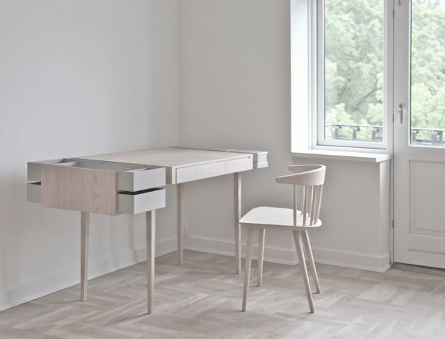 Private Desk by Theresa Arns_2
