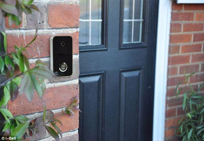 Smart iBell doorbell_1