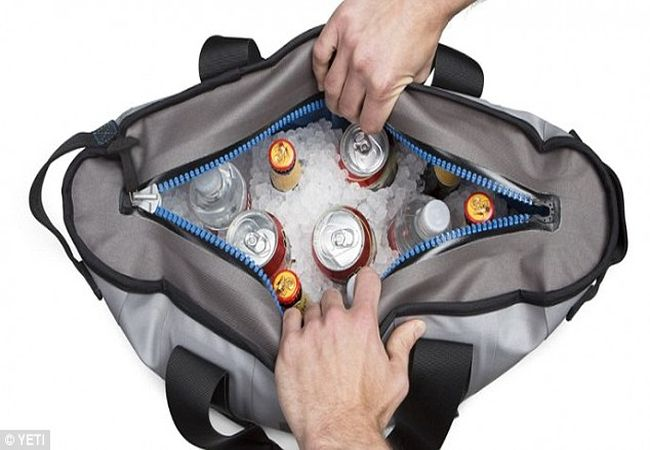 YETI Hopper bag and beverage cooler_1