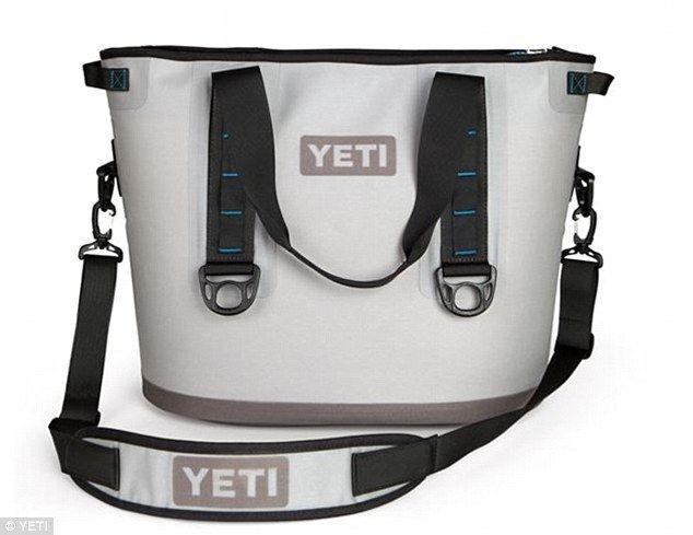 YETI Hopper bag and beverage cooler_2
