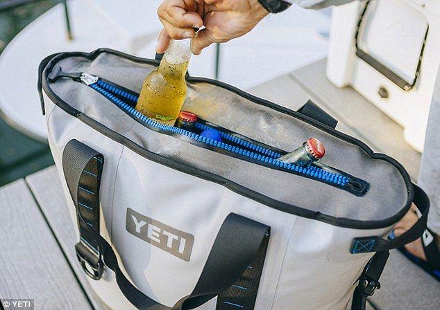 YETI Hopper bag and beverage cooler_3