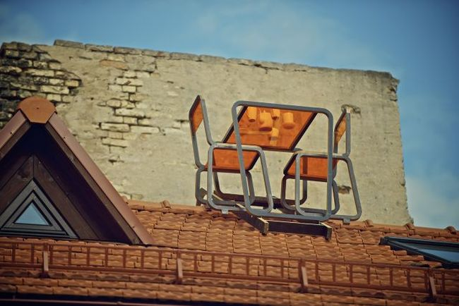 Aine Bunikyte's roof based furniture set_2