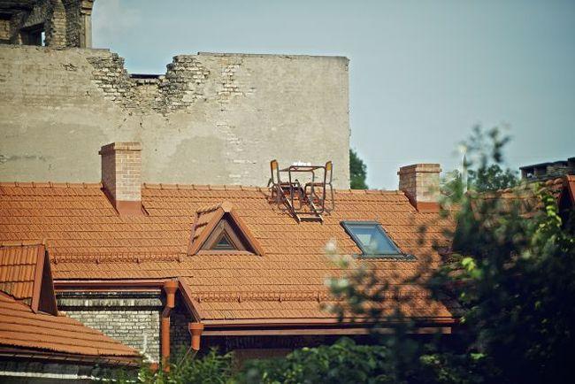 Aine Bunikyte's roof based furniture set_5