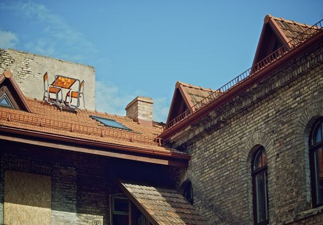 Aine Bunikyte's roof based furniture set_6