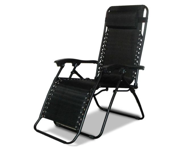 Caravan Canopy Black Zero-Gravity Chair_3