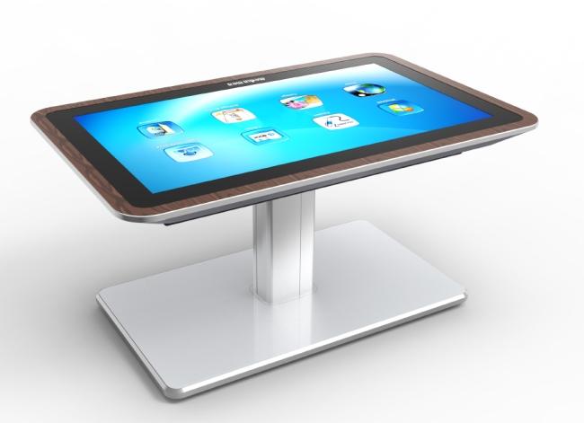 Mesa interactive coffee table