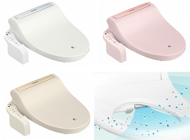 Panasonic-Warm-water-washing-toilet-seat