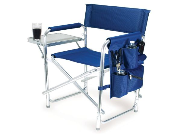 Picnic Time Portable Folding Sports Chair_1