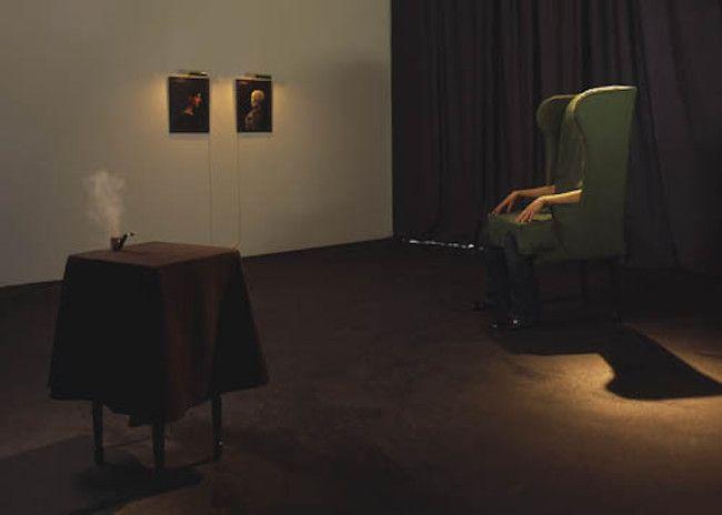 Wearable Human Chair by Artist Jamie Isenstein_2