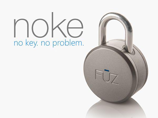 noke - Bluetooth Padlock by Arthur Healey_1