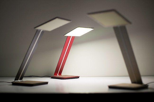 Aerelight OLED lighting design_2