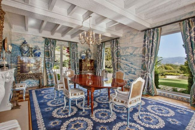 Casa Ladera the $23m Spanish Colonial home_4
