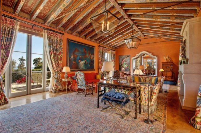 Casa Ladera the $23m Spanish Colonial home_5