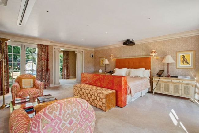 Casa Ladera the $23m Spanish Colonial home_6