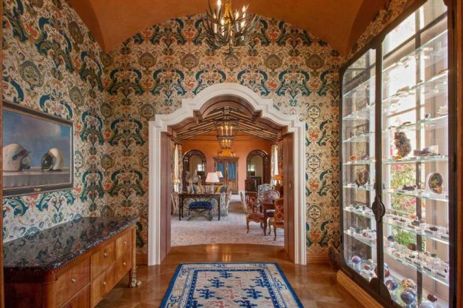 Casa Ladera the $23m Spanish Colonial home_7