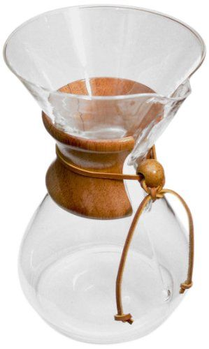 Chemex Classic Series Glass Coffee Maker_10