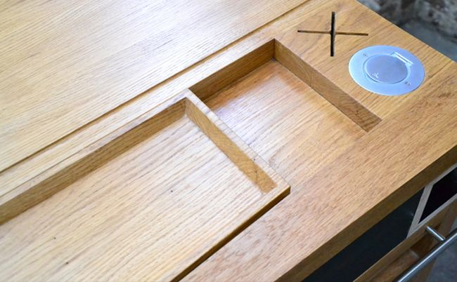 Mobile kitchen counter by Pierre Joncquez_4