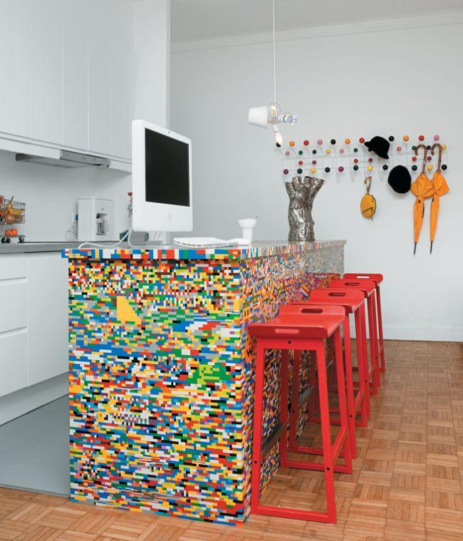 Munchausen Lego themed kitchen_3