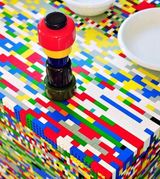 Munchausen Lego themed kitchen_4