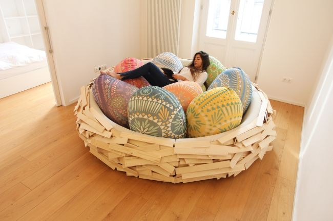 Bird's Nest furniture by Oge Creative Group_1