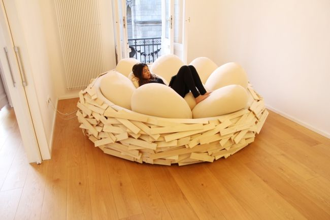 Bird's Nest furniture by Oge Creative Group_2