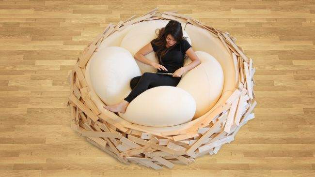 Bird's Nest furniture by Oge Creative Group_5