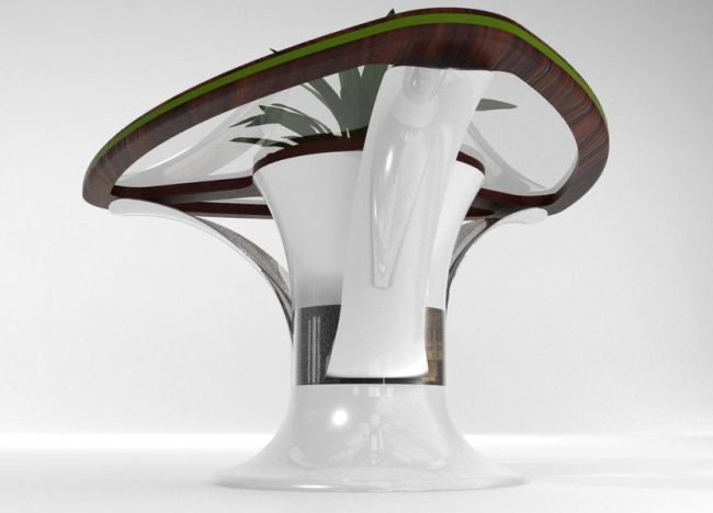 Bromelia USB Table by Daniel Gestoso_2