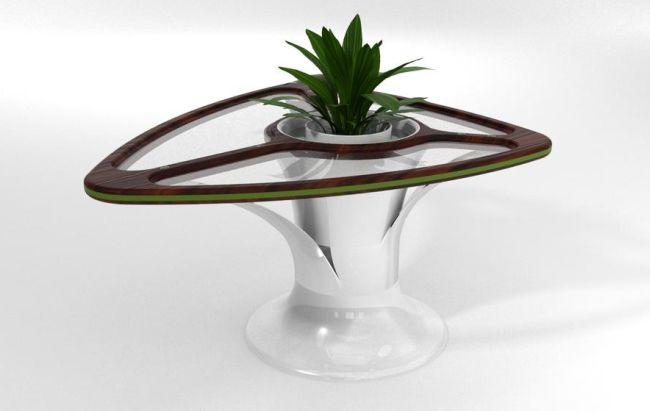 Bromelia USB Table by Daniel Gestoso_3