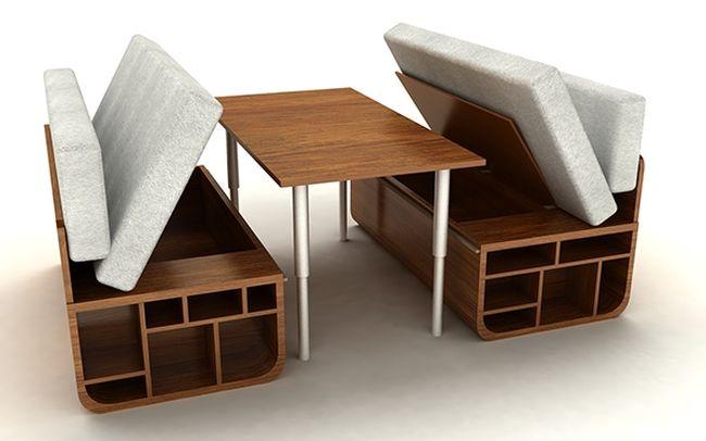 Combo - Multifunctional Furniture by Goce Milanoski_5