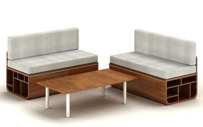 Combo - Multifunctional Furniture by Goce Milanoski_6