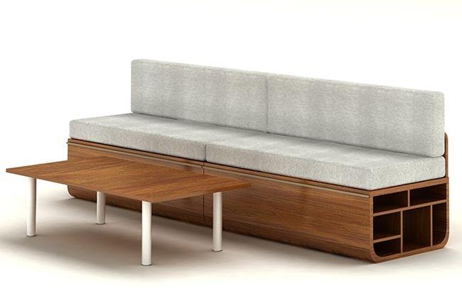 Combo - Multifunctional Furniture by Goce Milanoski_7