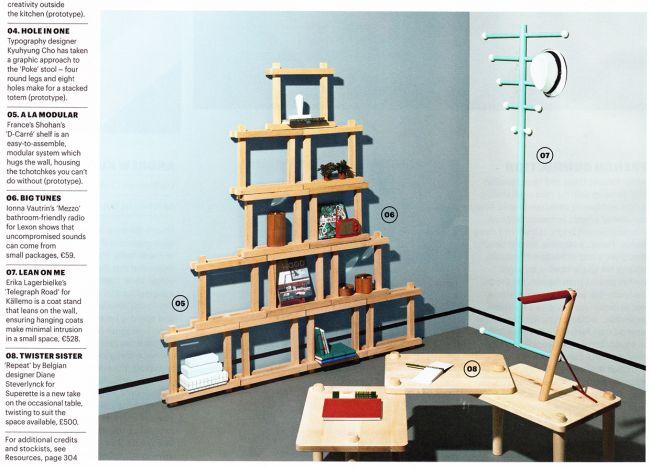Organic shelf D-square by Yvon Luneau_3