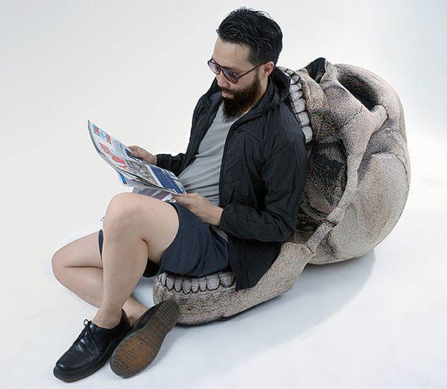 Skull Chair_4