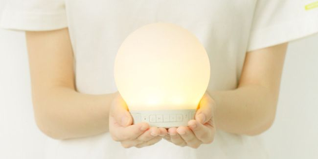 Smart lamp speaker by emoi_3