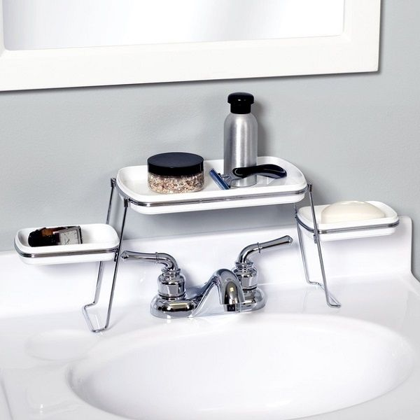 The faucet shelf to keep your basin tidy_3