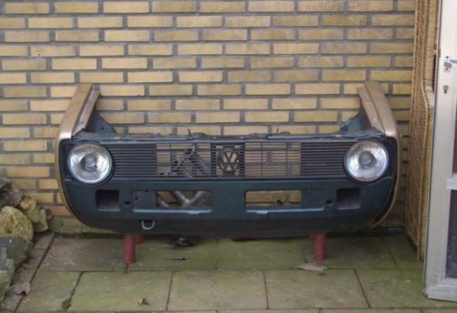 Volkswagen Rabbit GTI BBQ Grill_2