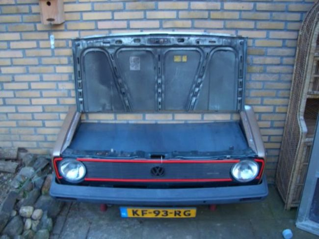 Volkswagen Rabbit GTI BBQ Grill_3